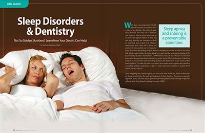 sleep disorder article